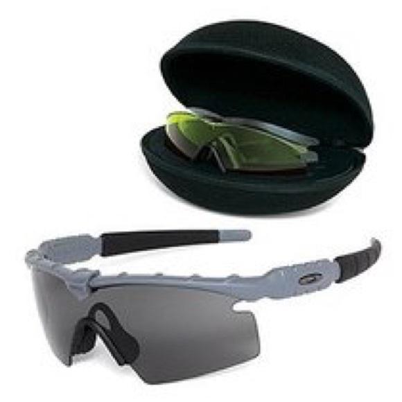 Oakley Accessories | Si Ballistic M Frame 20 Strike Laser Array ...